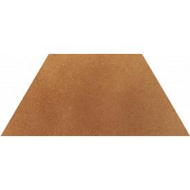 Плитка Paradyz Klinkier Aquarius brown 245x65x7 барашек