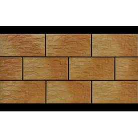 Плитка фасадная CERRAD 5 300x74x9 мм Темный Гоби