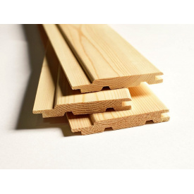Вагонка деревянная высший сорт ЛИПА 8,5 см 2,5 м 1 шт 0,21 м2