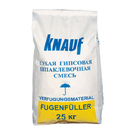 Шпаклевка KNAUFF Фугенфюллер 25 кг