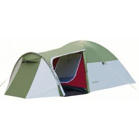 Палатка 4-х местная Presto Acamper MONSUN 4 PRO зеленая 3500 мм