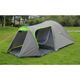 Палатка 4-х местная Presto Acamper MONSUN 4 PRO серая 3500 мм