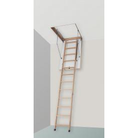 Чердачная лестница Altavilla Faggio Cold 4S 90x60 (h-280)