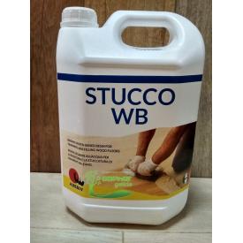 Шпатлевка для деревянных полов Adesiv Stucco WB 5 л