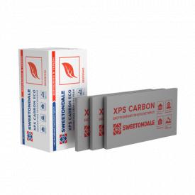 Екструзійний пінополістирол ТехноНІКОЛЬ CARBON ECO 1200х600х2 см 20 шт