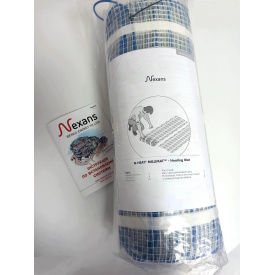 Теплый пол под плитку Nexans MILLIMAT/150 225 W 1,5 m 2
