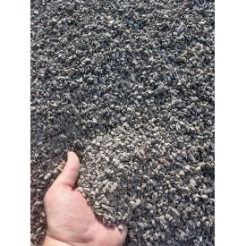 Щебень гранитный-гравийный Юнигран 2-5 мм серый