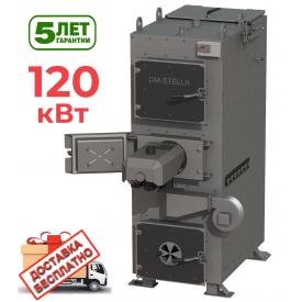 Пелетний котел 120 кВт DM-STELLA
