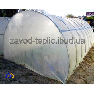 Теплиця-тунель Томато з плівкою 4.8х2.5х1.75 м