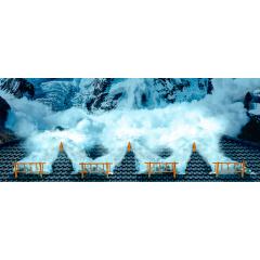 Снігозатримувачі та елементи безпеки покрівлі