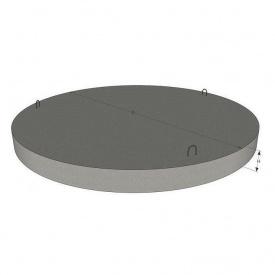 Залізобетонний люк 800 мм 40 кг