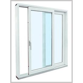 Раздвижные двери Эконом WDS 5S пластиковые 2000х2000 мм