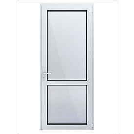 Офісні двері Стандарт WDS 7S металопластикові 900х2100 мм