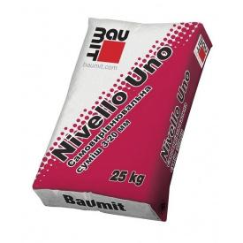 Самовыравнивающаяся смесь Baumit NivelloUno 25 кг