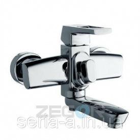 Смеситель для ванны ZEGOR NEF3-A232 короткий нос