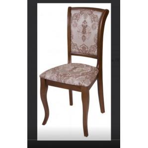 Обідній дерев'яний стілець Прем'єр З614 венге горіх