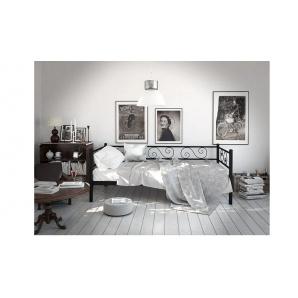 Ліжко софа металеве в стилі прованс Амарант 900х1900
