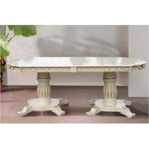 Обідній стіл Монарх СЛОН.КІСТКА
