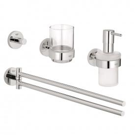 Essentials Набор аксессуаров 4 в 1 Master Bathroom GROHE 40846001