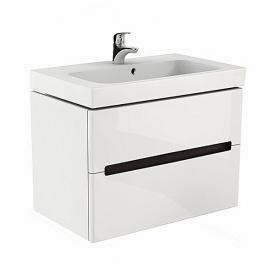 MODO шкафчик под умывальник 80x65x48 см белый глянец пол KOLO 89426000