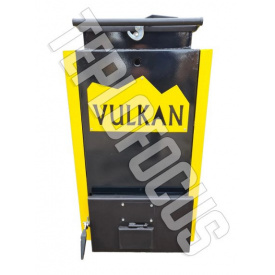 Котел Холмова Vulkan 7 кВт 4 мм
