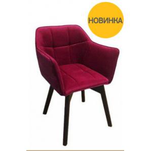 Дизайнерське крісло для будинку ресторану Зоммер 850х610х650