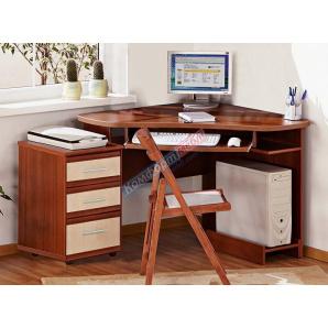 Кутовий комп'ютерний стіл СК3740 1390 мм
