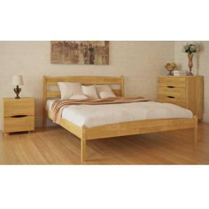 Ліжко з масиву бука Ликерія 800 мм