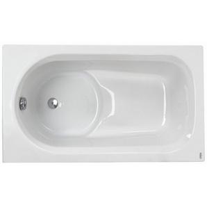 DIUNA ванна прямокутна 120x70 см біла з ніжками SN7 KOLO XWP3120000