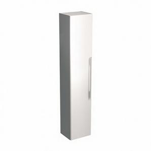 TRAFFIC бічний шафка, високий 36x180x29,5 см, білий глянець підлога KOLO 88419000