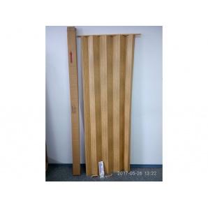 Міжкімнатні двері-ширма глухі 82х203 Тайвань