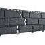 Фасадна панель Ю-ПЛАСТ Stone House Цегла графітовий 3,05х0,23