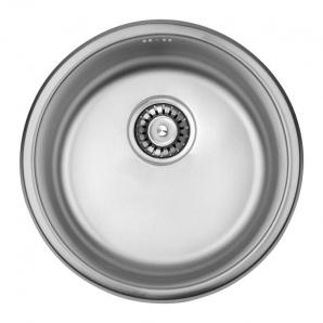 Кухонна мийка ULA 7102 U Satin (ULA7102SAT08)