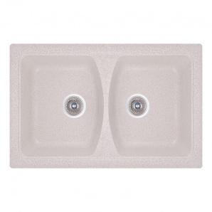 Кухонна мийка Fosto 79x50 SGA-300 (FOS7950SGA300)