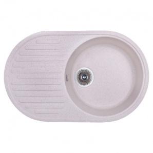 Кухонна мийка Fosto 74x46 SGA-800 (FOS7446SGA800)