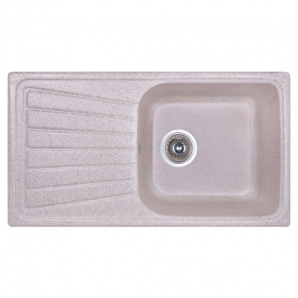 Кухонна мийка Fosto 81x46 SGA-300 (FOS8146SGA300)