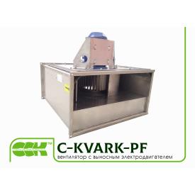 Вентилятор C-KVARK-PF канальный с выносным электродвигателем