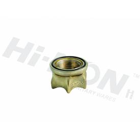 Гайка большая желтая HI-NON HNM-224
