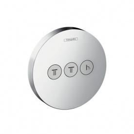 ShowerSelect S Запорный вентиль для 3 потребителей СМ HANSGROHE 15745000