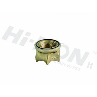 Гайка велика жовта HI-NON HNM-224