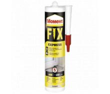 МОМЕНТ FIX Express 375г Монтажний клей Рідкі цвяхи білі