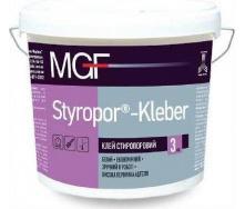 Клей стиропоровый МГФ М18 1 кг