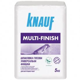 Шпаклевка Knauf Multifinish 5 кг