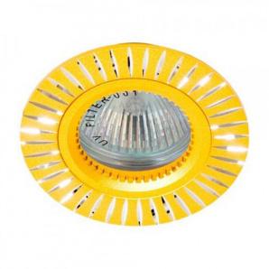 Вбудований світильник Feron GS-M394 золото