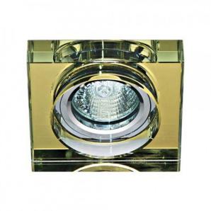 Вбудований світильник Feron 8180-2 жовтий