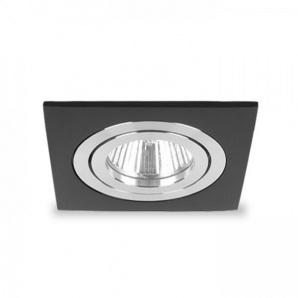 Вбудований світильник Feron DL6120 чорний
