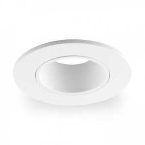 Вбудований поворотний світильник Feron DL0375 білий