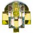 Вбудований світильник Feron C1037 жовтий