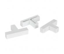 Хрестики Т-образні для клінкерної плитки 6 мм 50шт.