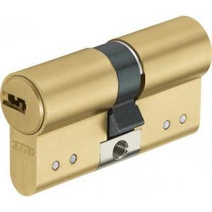 Циліндр замка ABUS D15 ключ-ключ 60 мм 30х30 латунь 5 ключів